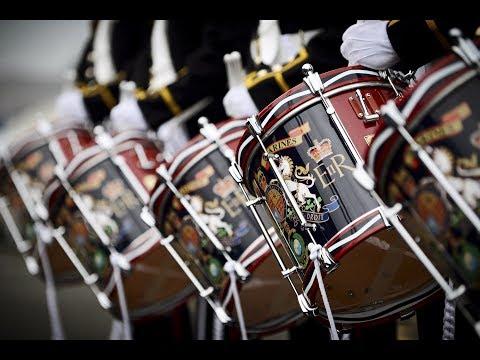 HM Royal Marines Band USA 2016