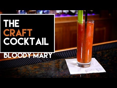 🍅 How To Make A Bloody Mary   Basic & Classic Recipe 🍅