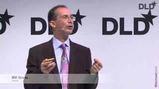 What Matters Most in Startup Success (Bill Gross, CEO at Idealab) | DLD15