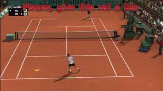 Top Spin 4 VS Grand Slam Tennis 2 HD