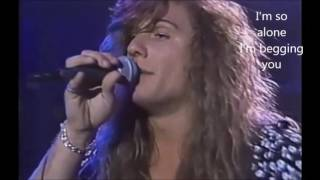 She s Gone Live Steelheart