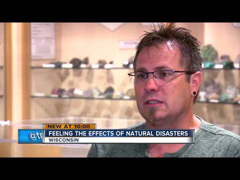 Milwaukee And Natural Disasters