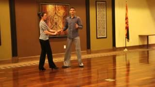 Texas 2 step beginner lesson 1