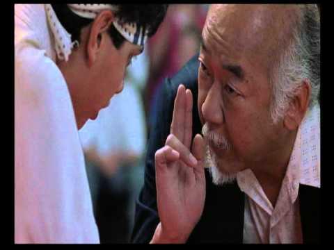 Karate kid 3 escena final en español
