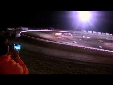 Gallatin Speedway Supers August 29, 2014