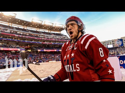 """""""It's a tremendous privilege"""" - Washington Capitals honored to play in NHL Stadium Series game"""