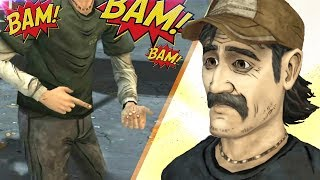 """The Walking Dead: The Game """"Баги, Приколы, Фейлы"""" (Project KO)"""