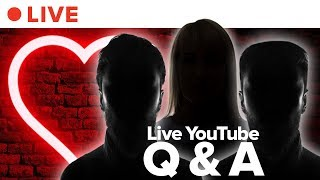 Ask A Polyamorous Triad Anything • LIVE