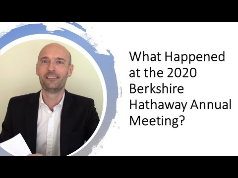 what-happened-at-the-berkshire-hathaway-annual-meeting-2020