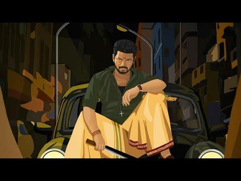 Bigil pencil art | Thalapathy vijay pencil art | Rayyappan ...