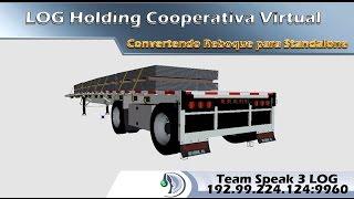 Zmodeler 3 :: Convertendo reboque para Standalone