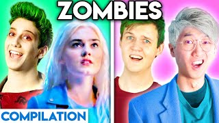 ZOMBIES WITH ZERO BUDGET! (SOMEDAY, FLESH & BONE, FIRED UP, & MORE BEST OF LANKYBOX COMPILATION)