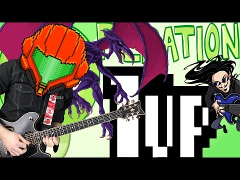 """Metroid - Ridley Theme """"Epic Metal"""" Cover [OPERATION: 1-UP]"""