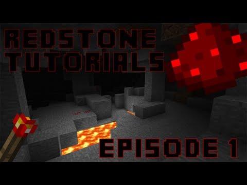 Redstone Tutorials - Pistonless TFlipFlop!
