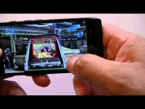 Droid Mini Full Review & High Graphic game playing