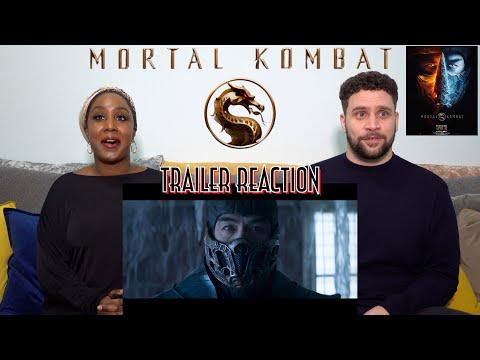 Mortal Kombat – Restricted Reaction! - EJ & Andrea Vlogs