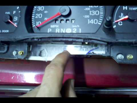 ford f100 crown vic swap 4 6 part 11 how to make your instrument crown vic security ford f100 crown vic swap 4 6 part 11 how to make your instrument cluster work and fit!