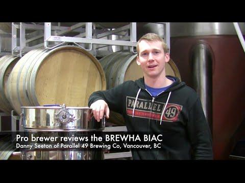 Pro Brewer Reviews The BREWHA BIAC