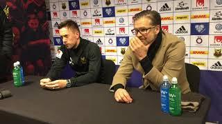 Presskonferens Östersunds FK - AIK
