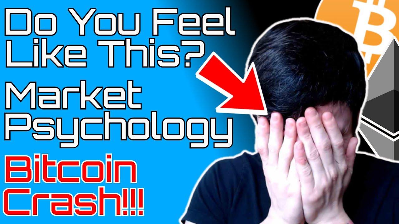 Bitcoin & Ethereum FLASH CRASH! | Crypto Market Psychology Explained! Fear  & Greed Cycles! - YouTube