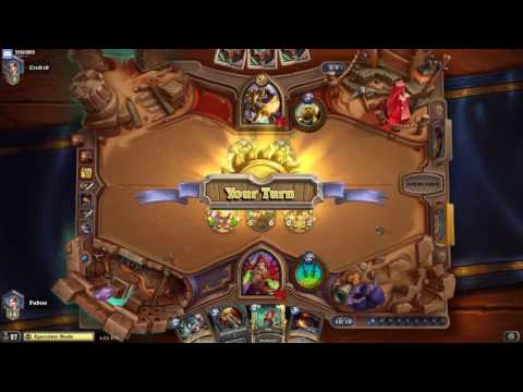 Hearthstone Cheap Deck Build: Rogue Spell Damage (Full Gameplay)