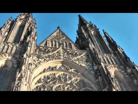 Praga en invierno - República Checa - Patrimonio de la Humanidad