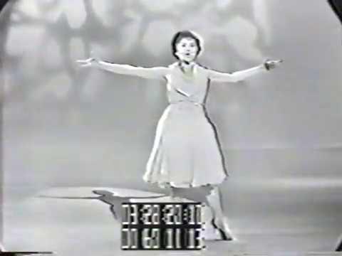 """CHITA RIVERA """"Spanish Rose"""" - Ed Sullivan Show"""