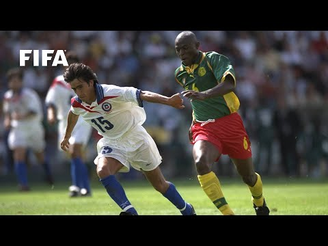 Chile v Cameroon, 1998 FIFA World Cup