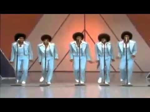 Jackson 5 on the Carol Burnett show featuring Janet Jackson