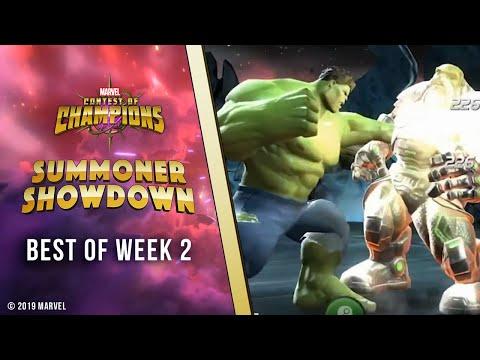 Marvel Contest of Champions: Summoner Showdown | Best of Week 2!