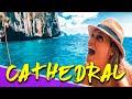 CATHEDRAL CAVE EL NIDO PHILIPPINES (POPULAR ATTRACTION!)