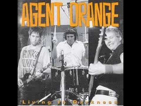 Agent Orange - Bloodstains (StudioVersion)