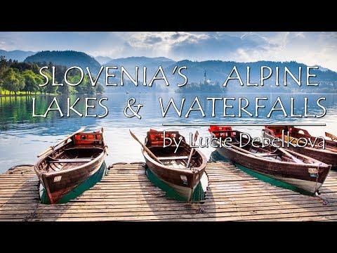 Slovenia's Alpine Lakes & Waterfalls - Timelapse & Travel Video