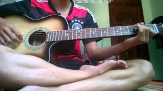 Em Muốn Anh Giống Ai Guitar Cover - Hải Mãn