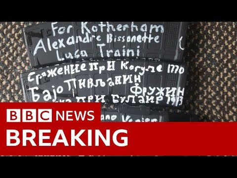 Christchurch shootings: Suspect published a manifesto before the attack - BBC News