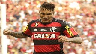 Flamengo 2 x 1 São Paulo -  Narração: Luiz Penido, Rádio Globo RJ 23/08/2015