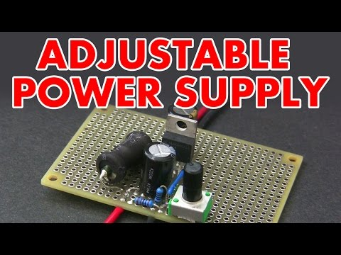 adjustable switch mode power supply tutorial youtube12v 5a Power Supply Regulator With Lm2678 12 #19