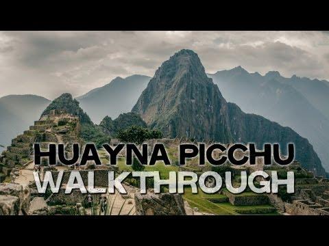 Huayna Picchu - Walkthrough & Hike footage