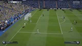 """FIFA 15 PC - NUOVO TORNEO """"NEW BEGINNINGS"""" OTTIMO MATCH #1 GAMEPLAY 60 FPS"""
