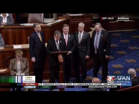 U.S. House of Representatives Remembers Congressman Jay Dickey