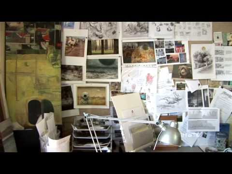 Shaun Tan - Creative process and inspirations for Academy Award winning short film The Lost Thing