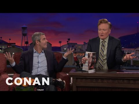 "Conan Is Angry That Andy Cohen Won People's ""Sexiest Hair"" Award  - CONAN on TBS"