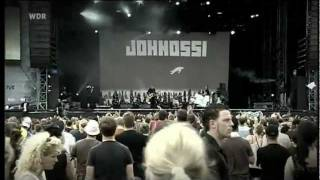 Johnossi- Man must dance