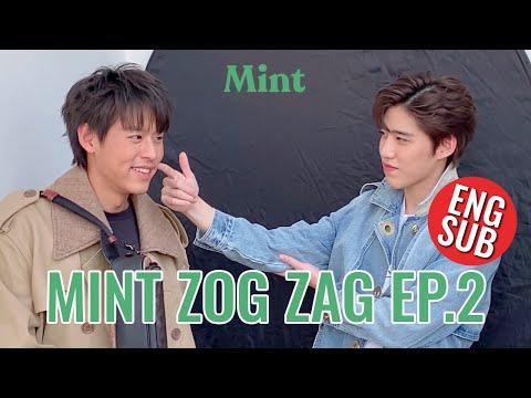 [VLOG] ส่องโมเมนต์ #บิวกิ้นพีพี ถ่ายปก Mint Vol.3 พร้อมนักแสดงใหม่ (ENG SUB) | Mint Zog Zag EP.2