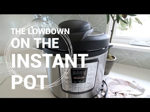 FULL REVIEW ON THE INSTANT POT // IS IT WORTH IT?