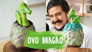 OVO DRAGÃO GAME OF THRONES | TODO MUNDO CONTRA O PAULO