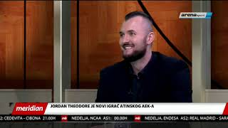 "Emisija ""U obruču"", gost Milan Mačvan"