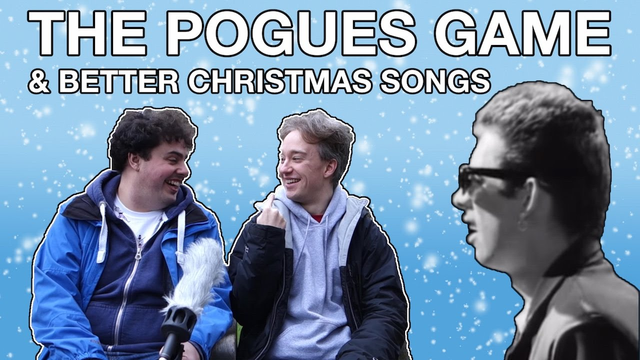 The Pogues Game 2016, and Better Christmas Songs - YouTube