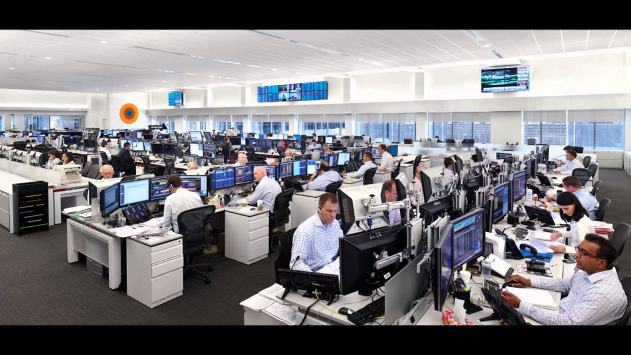 Trading Floor - YouTube