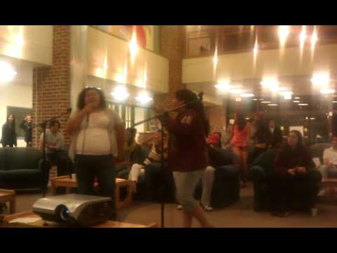LTA Singing at Musica Latina 2011 pt. 3